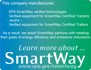 Learn more about EPA SmartWay