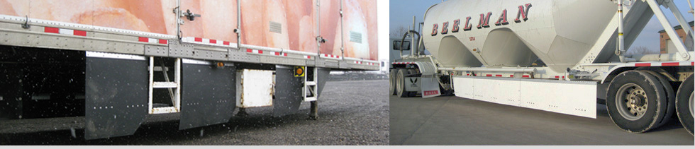 Freight Wing Custom Semi Trailer Fairing